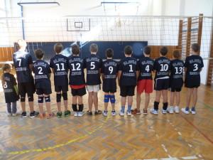 Oddílový turnaj v minivolejbalu