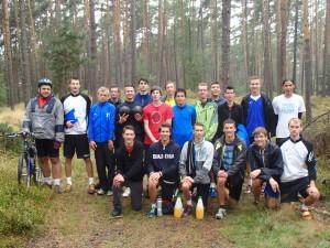 Začíná nová sezona , kondiční i volejbalová příprava začala v srpnu v Doksech