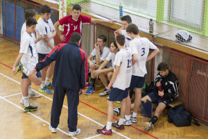Slavia v 1.lize juniorů čtvrtá