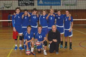 Starší žáci zahájili výborně Český pohár