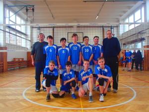 Žáci po pražském turnaji Českého poháru druzí