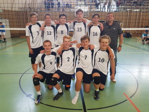 Přípravný turnaj kadetů ve Vídni